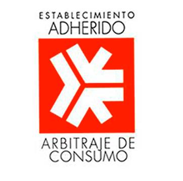 Establecimiento adherido al arbitraje de consumo de la comunidad de Madrid