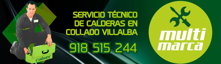 servicio tecnico de calderas en Collado Villalba multimarca