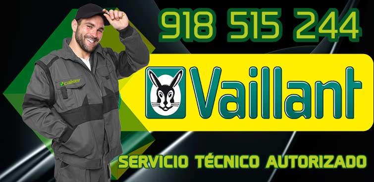 Servicio Tecnico Vaillant en Collado Villalba