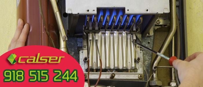 Instalaciones de gas seguras para calderas de gas