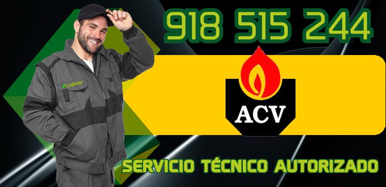 servicio tecnico ACV en Collado Villalba