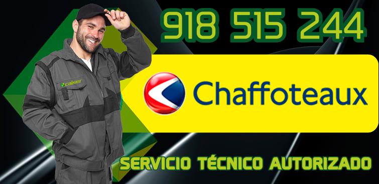 servicio tecnico Chaffoteaux en Collado Villalba