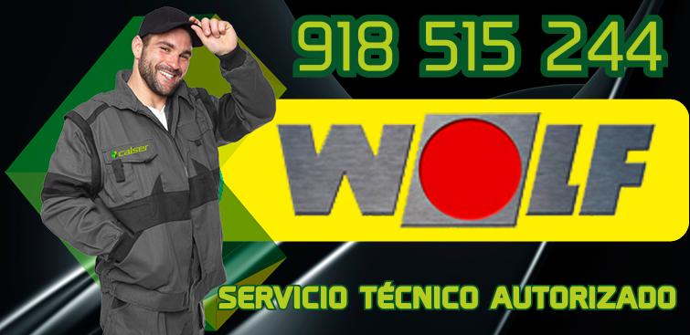 servicio tecnico Wolf en Collado Villalba