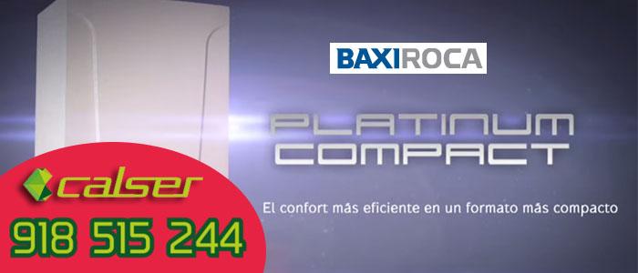Nuevas calderas Platinun Compact eco Baxi
