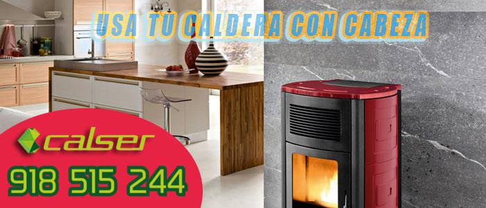 Una vivienda con la calefacción encendida. Como usar la calefaccion para evitar incendios.