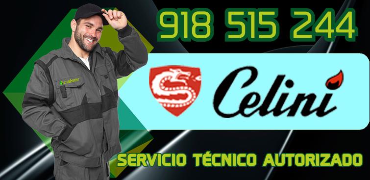 servicio tecnico Celini en Collado Villalba