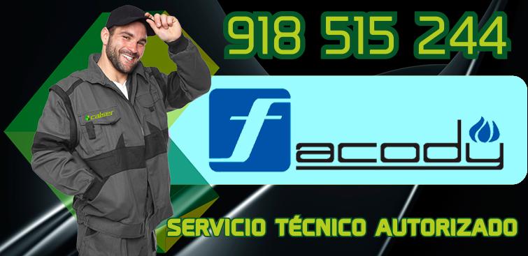 servicio tecnico Facody en Collado Villalba