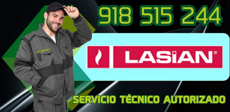 servicio tecnico Lasian en Collado Villalba