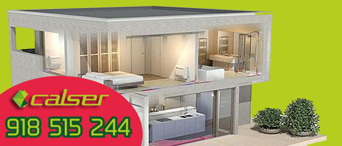 Sistemas de calefaccion para viviendas