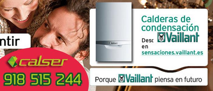 Termostato modulante gratis con las calderas de condensacion Vaillant
