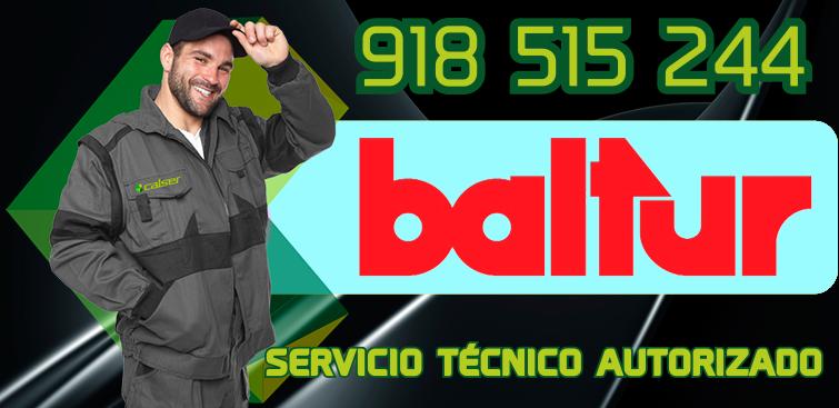 servicio tecnico Baltur en Collado Villalba