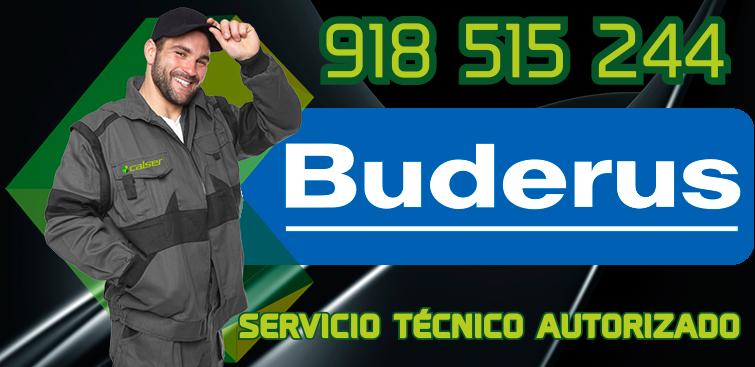 servicio tecnico Buderus en Collado Villalba