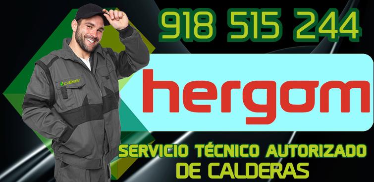 servicio tecnico hergom en Collado Villalba