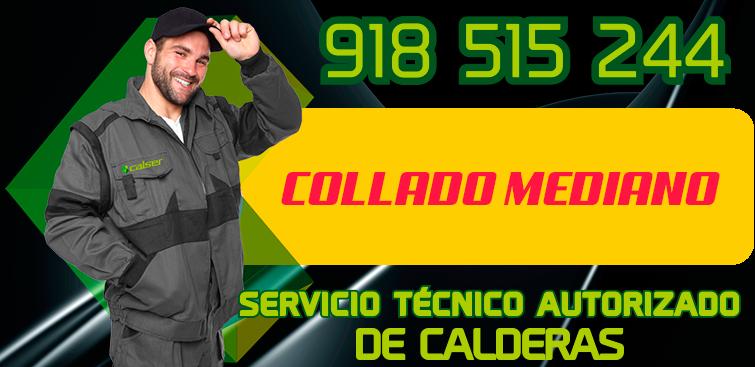 servicio tecnico de calderas en Collado mediano