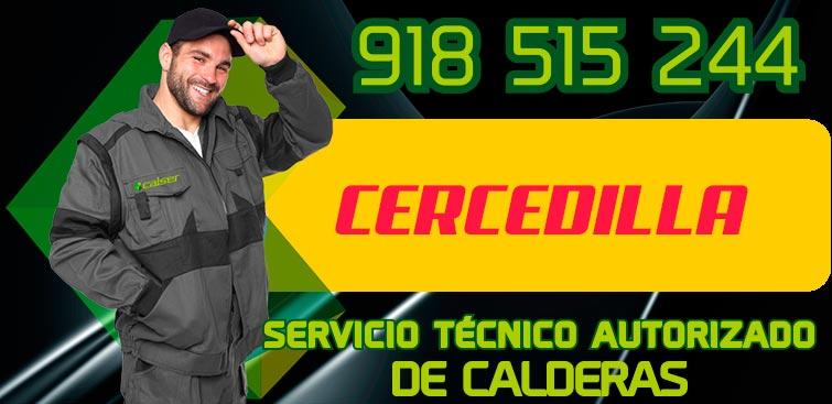 servicio tecnico de calderas en Cercedilla