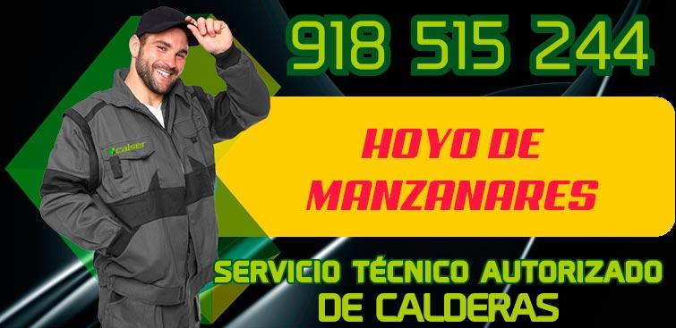 servicio tecnico de calderas en Hoyo de Manzanares