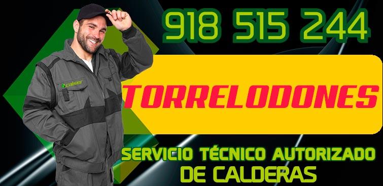 servicio tecnico de calderas en Torrelodones