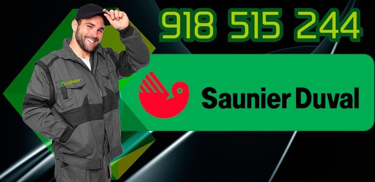 servicio tecnico Saunier Duval en Collado Villalba