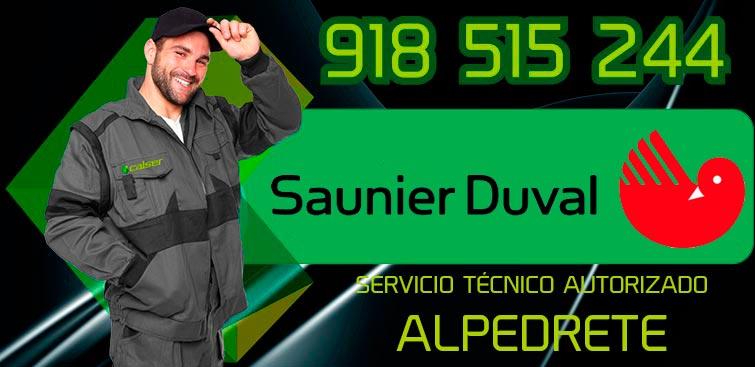 servicio tecnico Saunier Duval Alpedrete