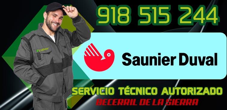 servicio tecnico Saunier Duval Becerril de la Sierra