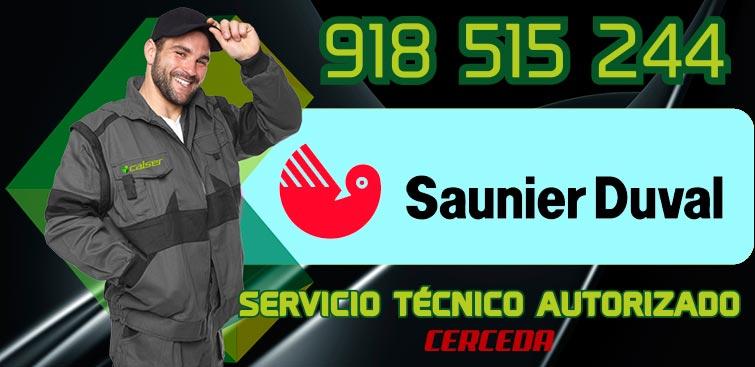 servicio tecnico Saunier Duval Cerceda