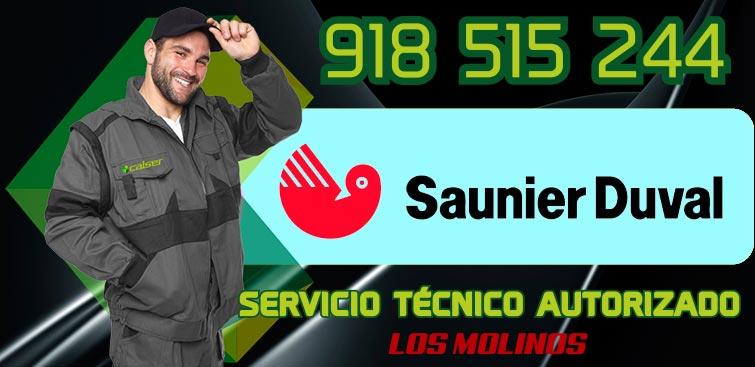 servicio tecnico Saunier Duval Los Molinos