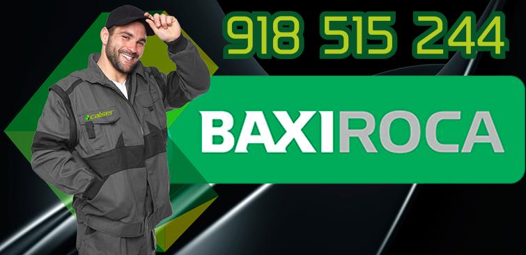 servicio tecnico BaxiRoca en Collado Villalba