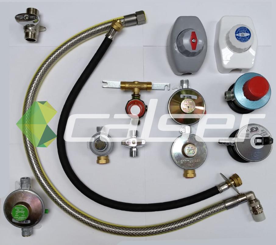 sustitución reguladores de gas propano y butano en Collado Villalba