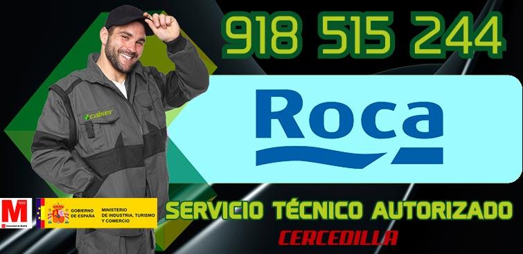 Servicio Técnico Calderas Roca en Cercedilla