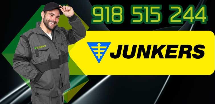 Servicio Tecnico Junkers en Collado Villalba